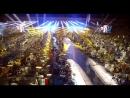 1000 музыкантов исполнили композицию Nirvana - Smells Like Teen Spirit