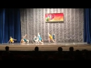 Шеховцова Мария Эстрадные танцы