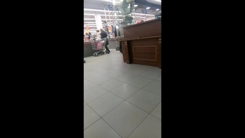 Аня Ключникова - Live