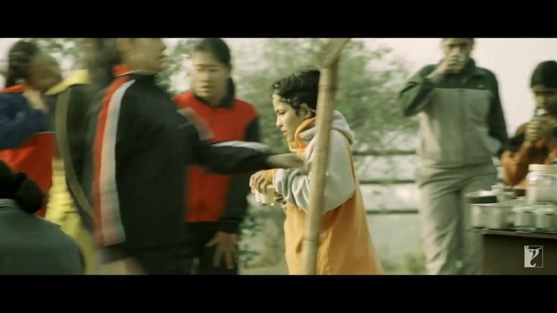 Chak De India _ Shah Rukh Khan _ Sukhvinder Singh _ Salim _ Marianne DCruz