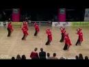 Чемпионат мира по танцам формейшн. Чемпионы мира - пермская команда Дуэт