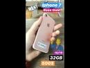 Iphone 7, 32gb rose gold 500$