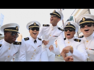 Let's hit downtown Annapolis. Naval love story.