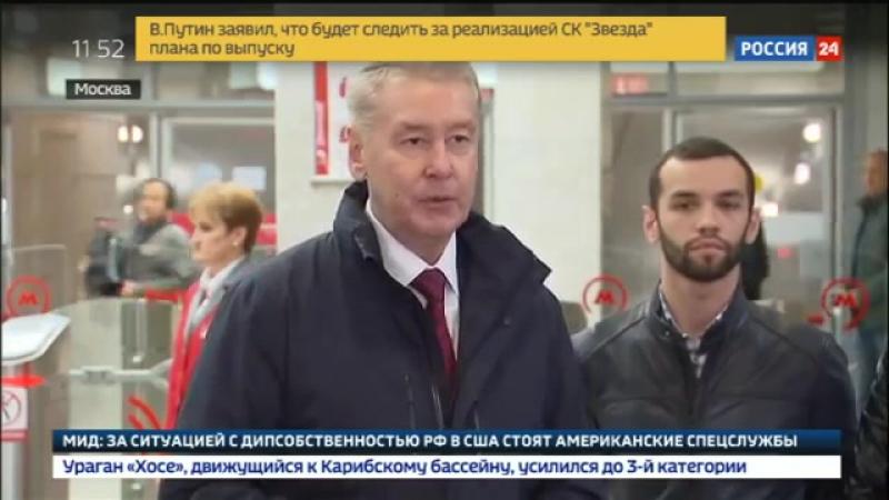 В Москве до Нового года откроют пять новых станций метро а в Киеве в это время готовятся к отопительному сезону..