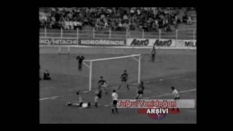 Lig Özetleri - 1983 - 1984 Sezonu - 32 Hafta - Gençlerbirliği 1-2 Beşiktaş