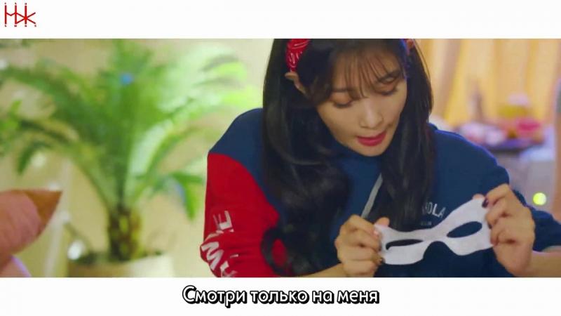 "DIA-(Good night)"" Music video_rus"
