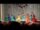Цветы Персии. Восточные танцы.