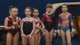 Соревнования по спортивной гимнастике. 2-й разряд, обязательная программа. Девочки 9-11 лет