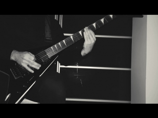Mgla - Exercises In Futility I (Guitar Cover)