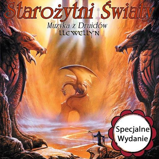Llewellyn альбом Starożytni Światy: Muzyka z Druidów: Specjalne Wydanie