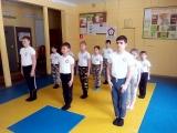 Детская группа Стихия Вин Чунь. Готовимся к Кубку Вечной Весны.