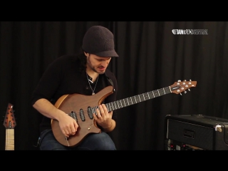 Jam Track Central - 20 Minor Rock-Fusion Licks