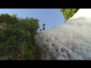 Абхазский водопад.