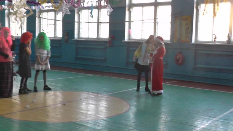 Выступление 7-Б класса в Школе №1
