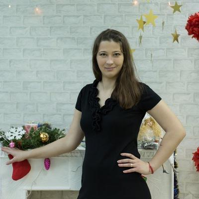 Оля Черкашина-Кладиева