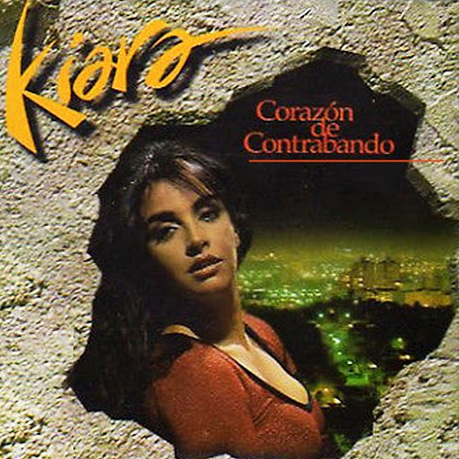 Kiara альбом Corazón de Contrabando