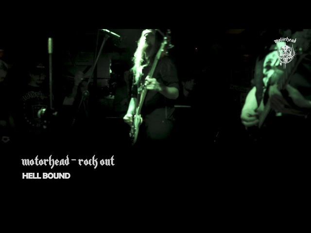 Hell Bound Motorhead tribute Rock Out