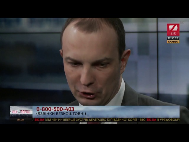 Єгор Соболєв Підприємцям треба дати свободу Соболев