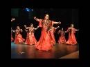 Dança cigana com Castanholas 5º Domínio Cigano