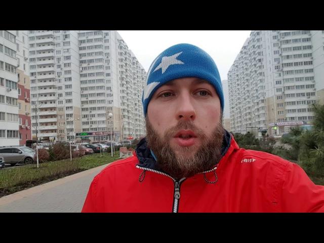 Подготовка к походам - 1. Бег зимой в холодное время года для новичков
