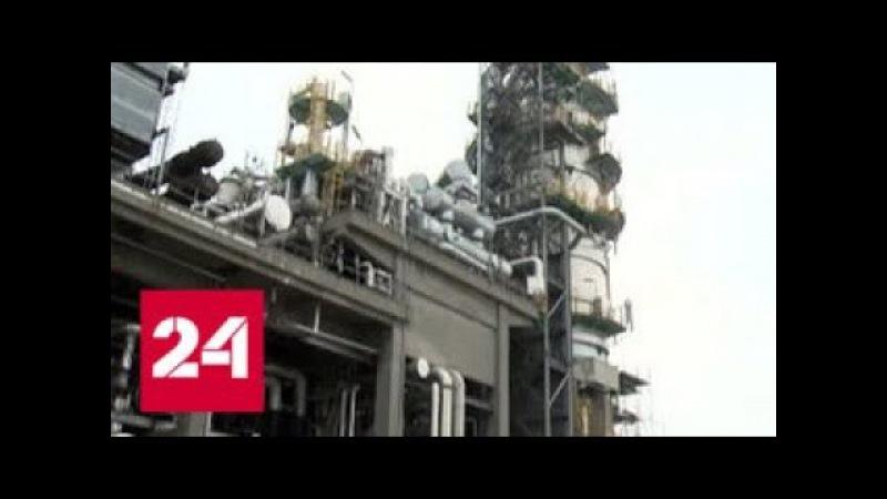 Дочерняя компания Роснефти и немецкая Bitumina Handel заключили контракт на перерабо ...