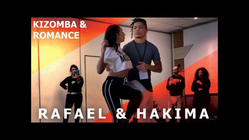 Te Amar - Anna Joyce / Rafael Hakima Kizomba Dance @ 4th Suave Dance Festival 2017