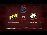Virtus.pro G2A vs Natus Vincere, Вторая карта, Квалификация на Dota Summit 8