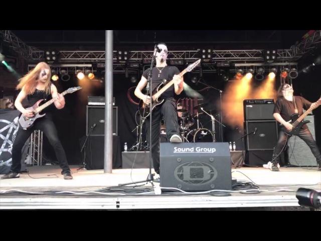 Thyrane - Live @ SteelFest Open Air 2017