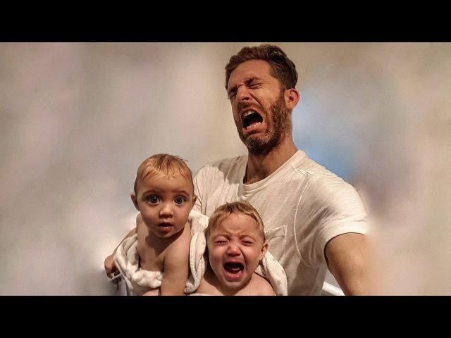 Папы играют со своими детьми! Папы Дети=Любовь! Супер Папа!