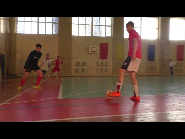 ФК Douple punch - ФК Тим спирит (Small spirit cup) - 1 тайм