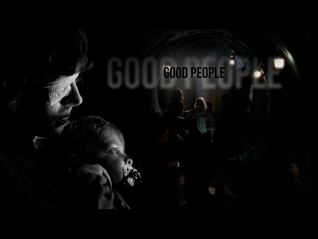 The Walking Dead || Good People