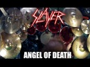Slayer - Angel of Death - DRUMS