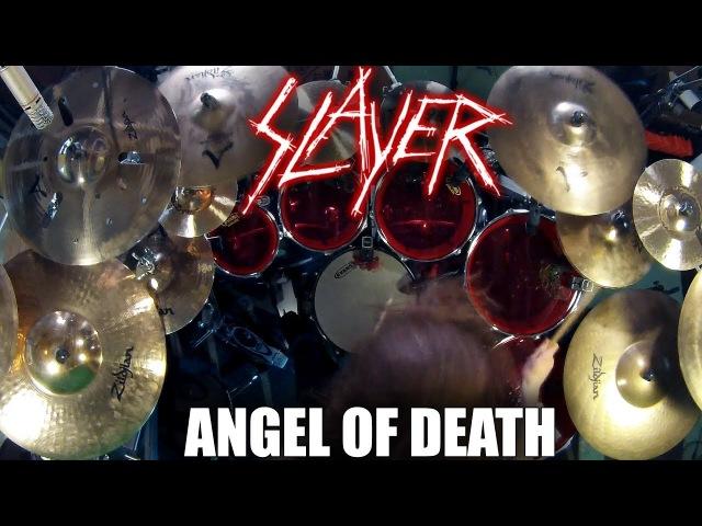 Slayer - Angel of Death - DRUMS