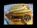 Колбаски гриль из лосося, Готовим дома рыбную колбасу, мой авторский рецепт