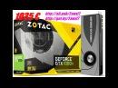 Видеокарта, ZOTAC GeForce GTX1080 Ti, Blower, 11 GB, Товары из Германии, 2018