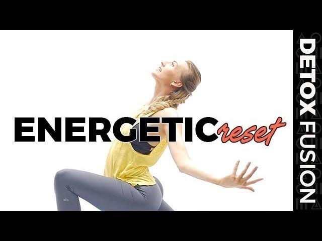 Day 8: Reset Your Energy - Gentle Vinyasa Powerful Kundalini Meditation (20-Min)