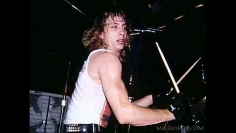 Megadeth Gar Samuelson-Good MourningBlack Friday Drum Track (HQ 480p)