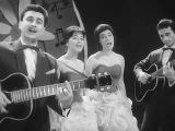 Вокальный квартет Аккорд - Высоко в горах Цагвери (1963 грузинская народная шуточная песня)