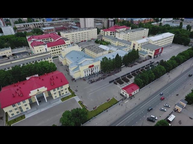 Саратовский военный ордена Жукова институт_8 рота_3 взвод_выпуск 2017