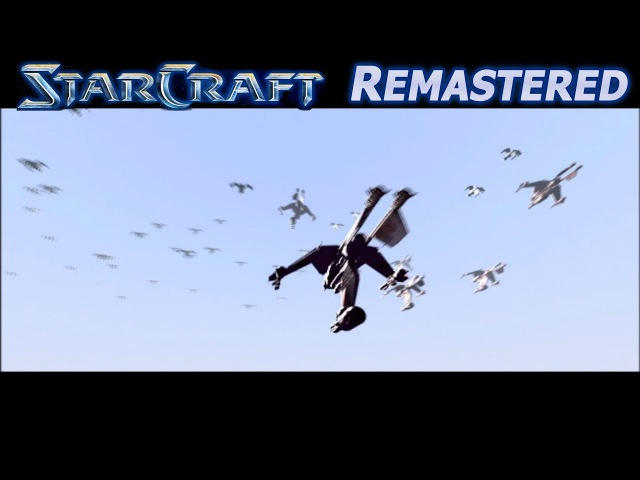 StarCraft: Remastered - All Cinematics Cutscenes