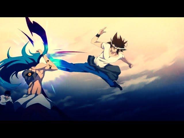 The God of High School 「AMV」 Fight Back