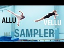Vellu and Allu - 2018 Tricking sampler