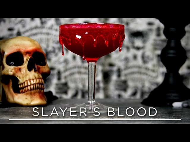 Slayer's Blood: A