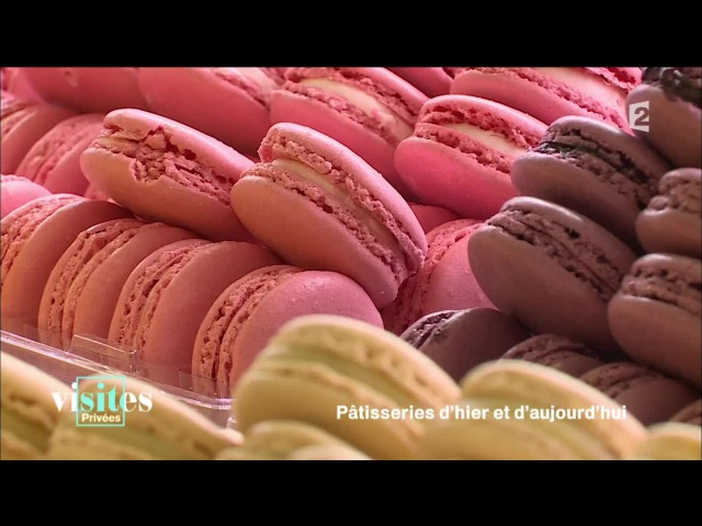 Les macarons Ladurée - Visites privées