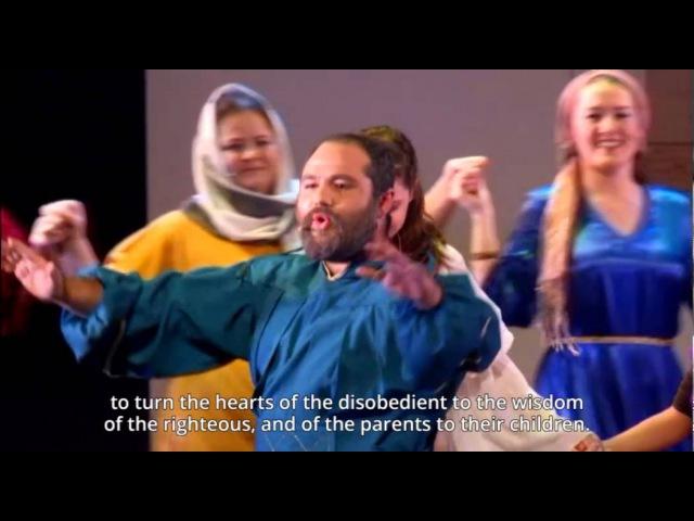 A Star is Born - Zachariah's Song (MJAI Messianic Musical)