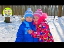 Гуляем в лесу весной We walk in the woods in the spring