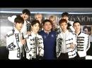 EXO L ไทยใจสั่น สัมภาษณ์พิเศษ 8 หนุ่ม EXO โชว์พูดภาษาไทย อย่าชม้อยชะม้ายชายตาให้ชายอื่น