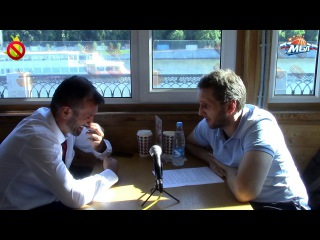 Открытый микрофон # 22. Андрей Кудрявцев