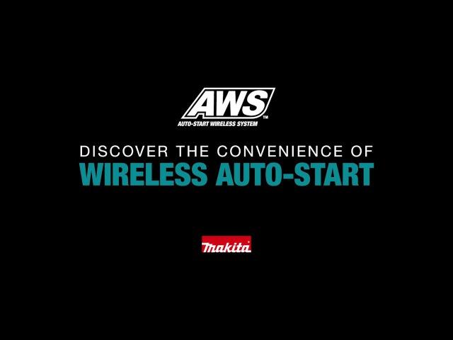 Makita AWS™ - Auto-Start Wireless System » Freewka.com - Смотреть онлайн в хорощем качестве