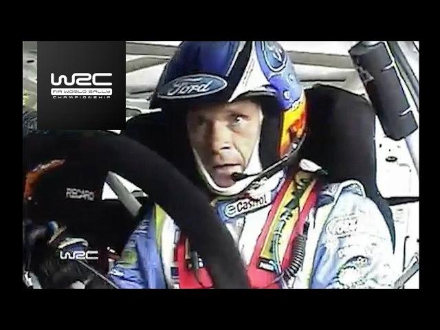 WRC History: Rally Finland 2007 / Marcus Grönholm